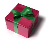 tajný dárek
