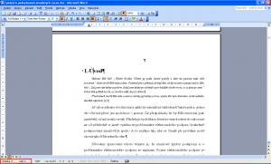 Oddíl 2, strana 5 a dál