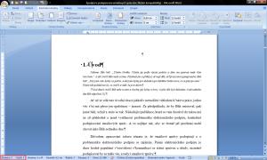 Oddíl 2 pro strany 5 a dál